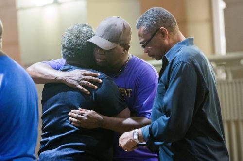 Doden door schietpartij in kerk VS