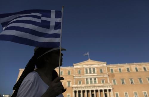 'Griekenland komt met aanpassingen'