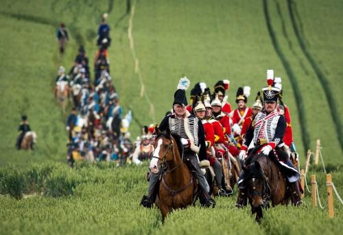 Slag bij Waterloo trekt 5000 Nederlanders