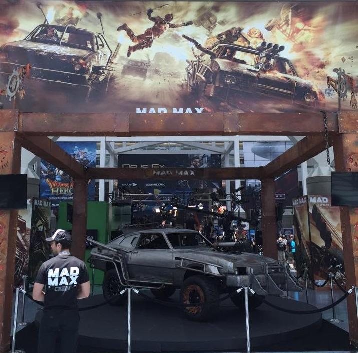 E3 en Mad Max
