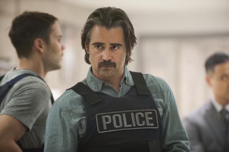 True Detective: Colin Farrell