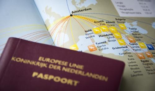 Nibud: Kwart Nederlanders niet op vakantie