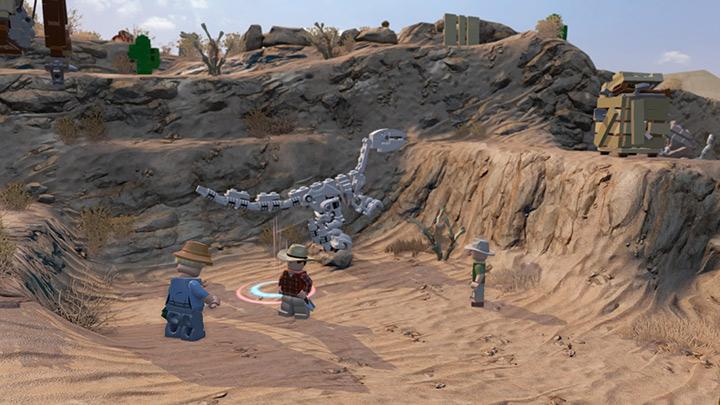LEGO: Jurassic World 3