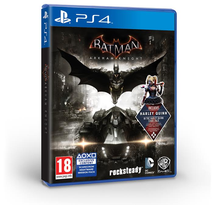 Batman Arkham Knight-packshot (Foto: Warner Bros. Interactive)