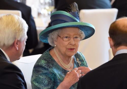 Ophef over toespraak koningin Elizabeth