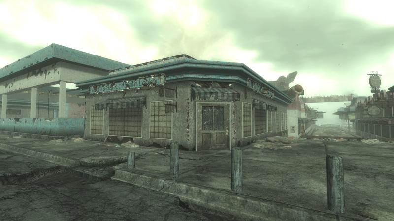 Fallout 3 people's bank