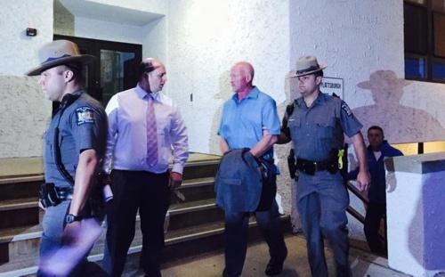 Weer'hulpje' ontsnapte moordenaars opgepakt