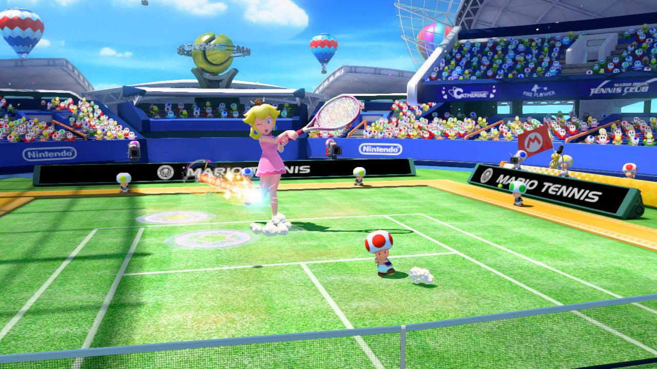 verschillende slagen tennis