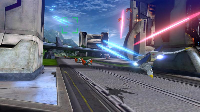 Star Fox Zero (Foto: Nintendo)