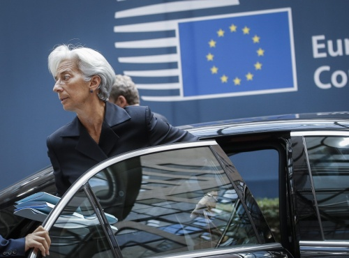 IMF zegt bereid te zijn Grieken te helpen