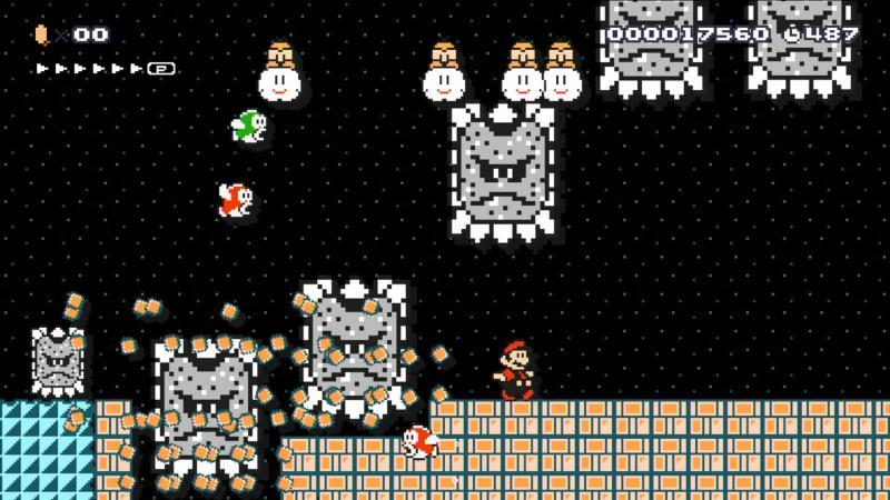 Super Mario Maker E3 2015 (Foto: Nintendo)