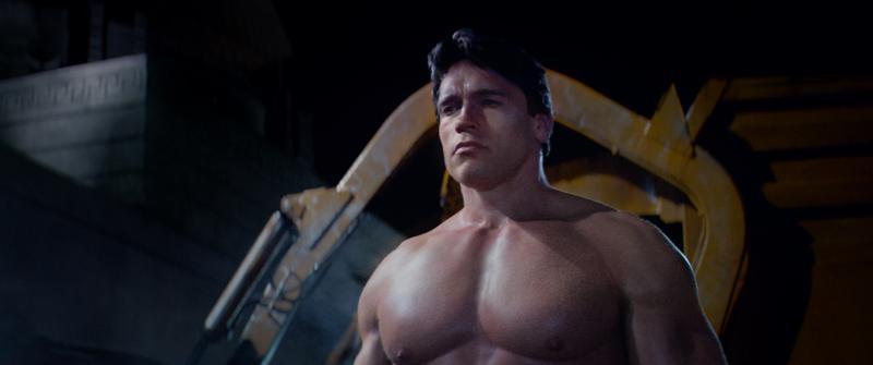 Terminator Genisys: Arnold Schwarzenegger