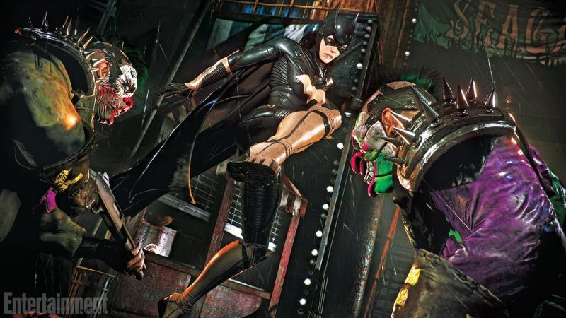Batgirl DLC