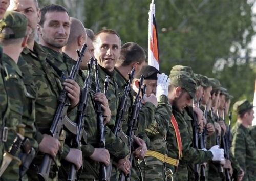 'Verkiezingen Loehansk op 1 november'