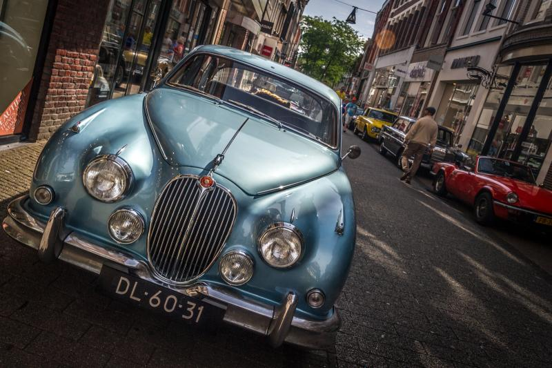 Oldtimertour Zwolle 2015