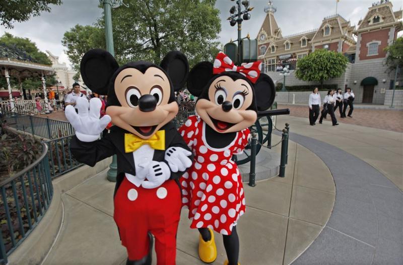 Disneyparken na 60 jaar nog altijd populair