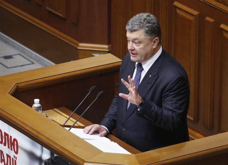 Kiev wil meer autonomie voor Oost-Oekraïne