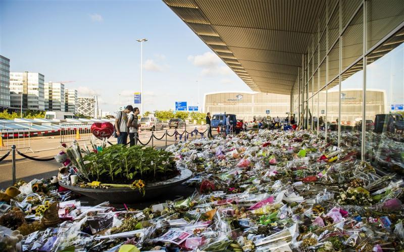 Schiphol biedt plek om MH17-ramp te herdenken