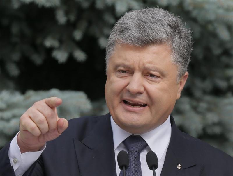 Voorstel Kiev over status Oost-Oekraïne