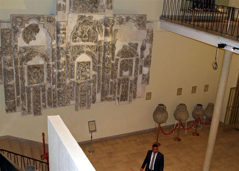 Commando's VS vinden gestolen kunst bij IS
