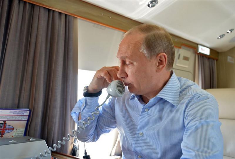 Poetin spreekt met Obama over atoomakkoord