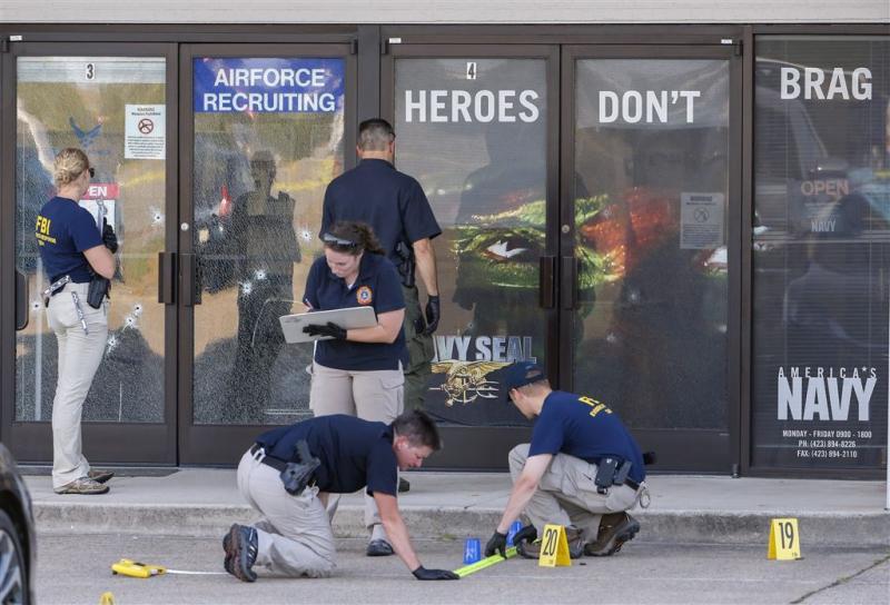 Schietpartij marine VS eist zesde leven