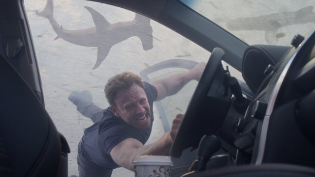 Sharknado 3: Ian Ziering