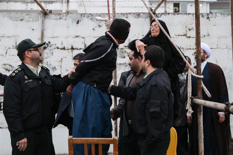 'Iran executeerde al bijna 700 mensen'