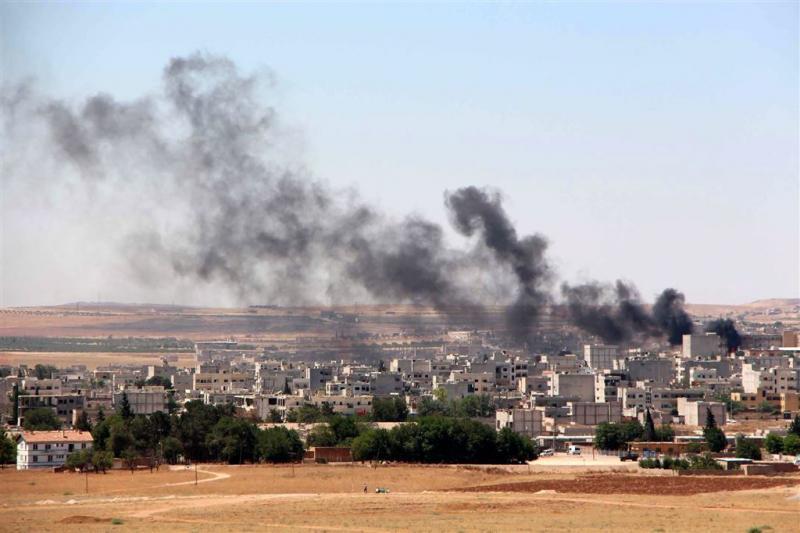 Turkije slaags met jihadisten
