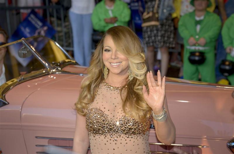 'Mariah Carey krijgt vijf ton voor optreden'