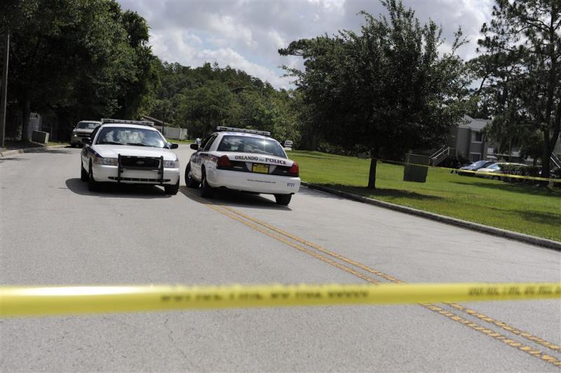 Vijf doden in huis VS