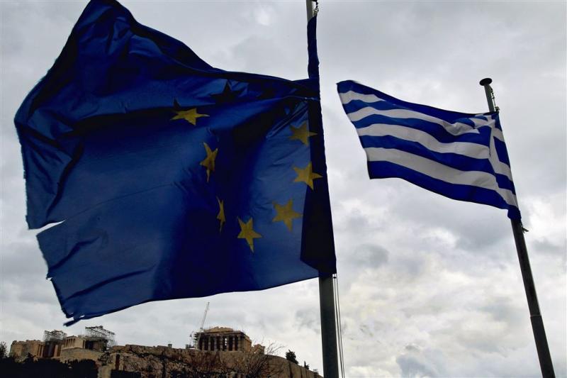 'Vrijdag om tafel over Grieks steunpakket'