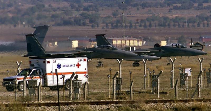 Turkije en VS eens over gebruik vliegbasis