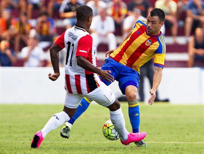 Ook Valencia verslaat PSV