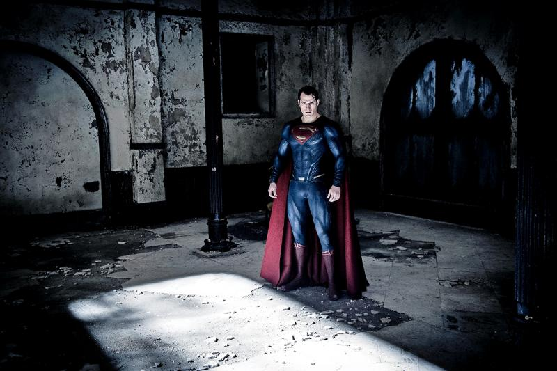 Batman v Superman: Superman (Foto: Empire)
