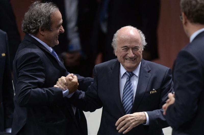 Platini kandidaat voorzitterschap FIFA