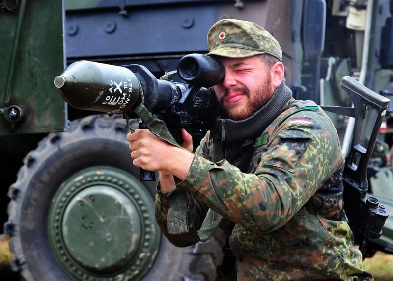 Oekraïne-crisis kost Duits leger 20 miljoen