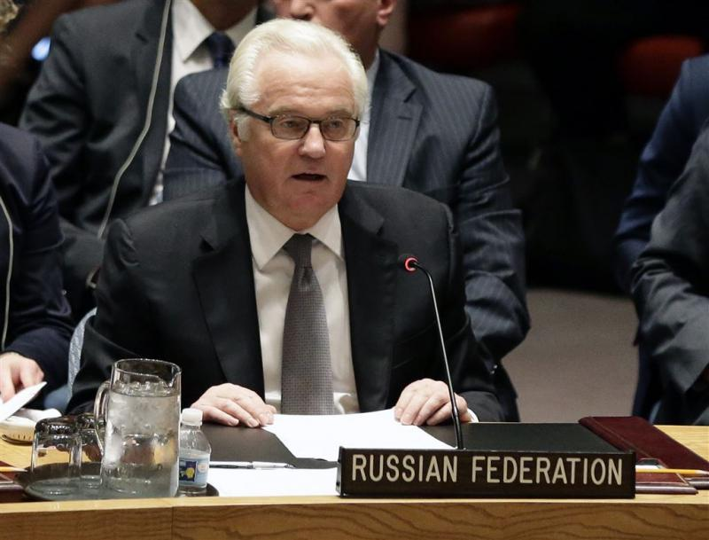 'Opmerkingen in Veiligheidsraad beledigend'
