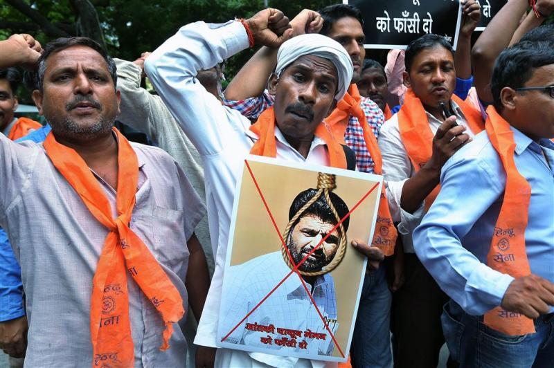 India hangt terrorist Mumbai-aanval op