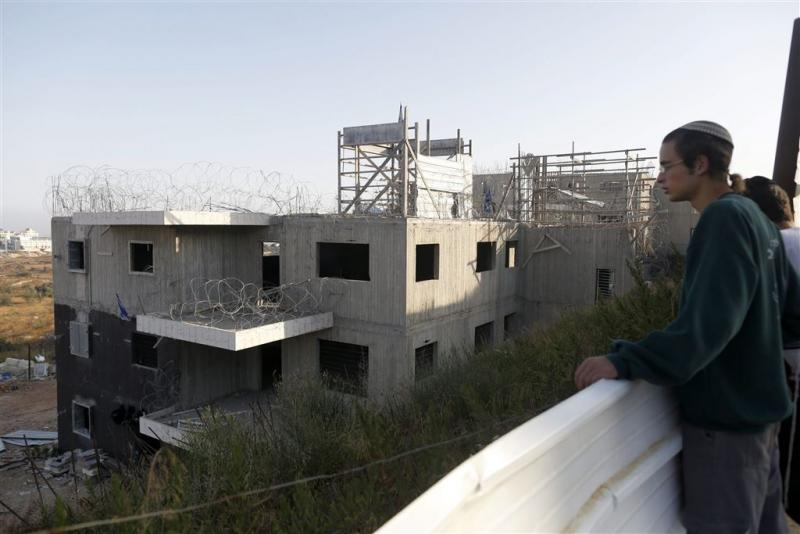 VS maken zich zorgen om bouwdrift Israël