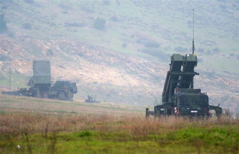 'Patriot-inzet Turkije loopt op zijn eind'
