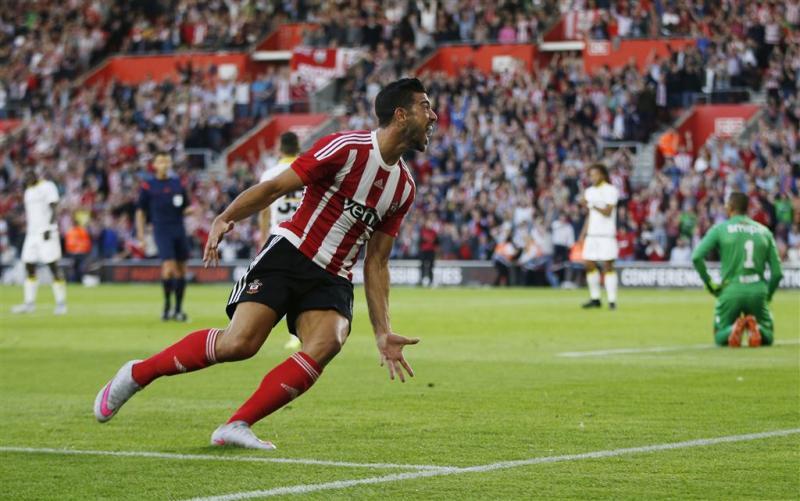 Vernieuwd Vitesse onderuit tegen Southampton