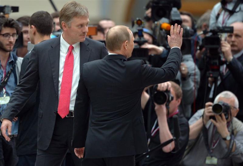 Duur klokje is tijdbom voor zegsman Poetin