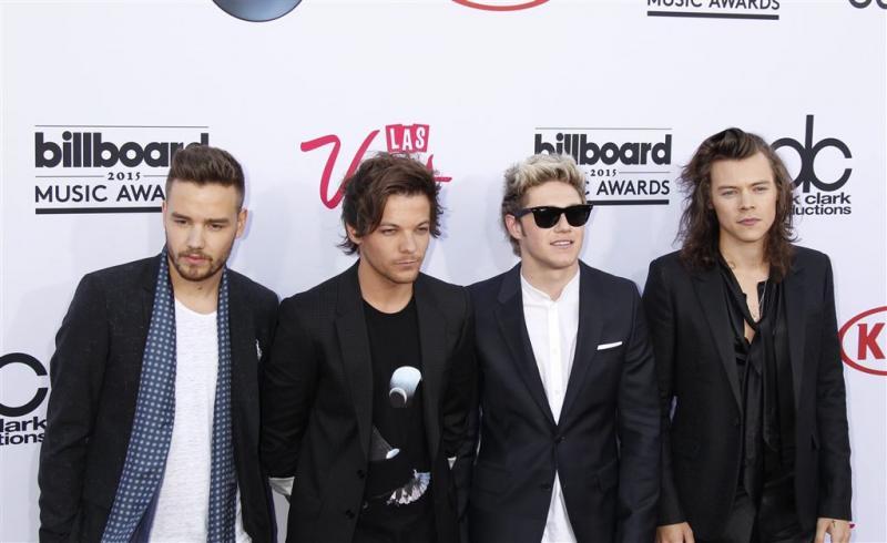 One Direction breekt records op Spotify