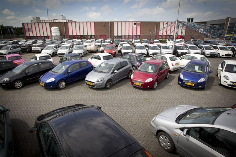Verkoop tweedehands auto's verder toegenomen