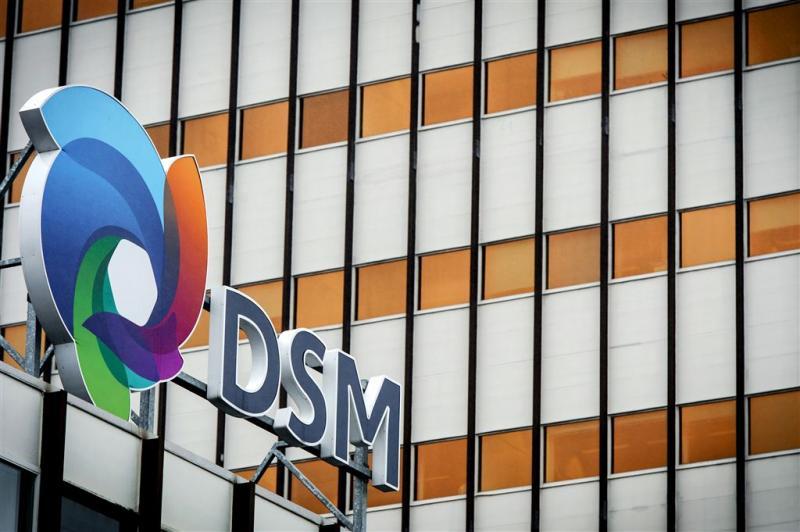 DSM verkoopt meer aan voedingsindustrie