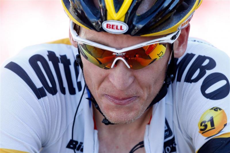 Vermoeide Gesink verlaat Ronde van Polen