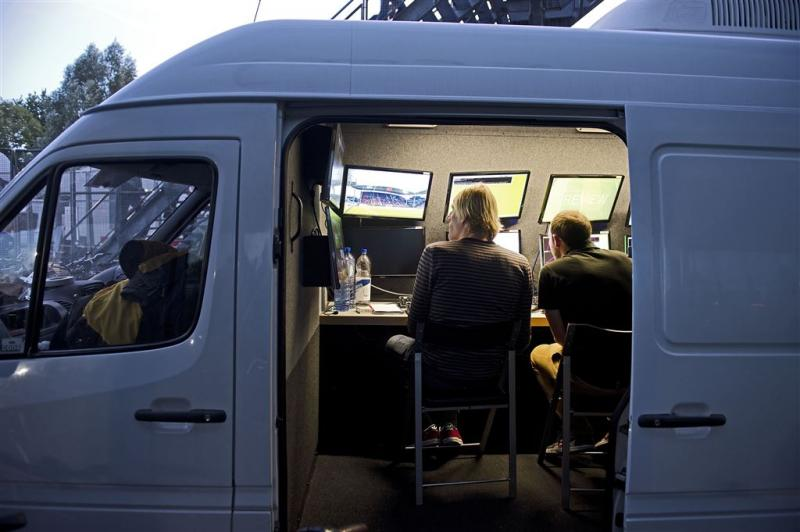KNVB gaat videoscheidsrechters opleiden