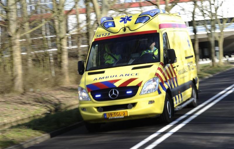 Vrouw zwaargewond door schietpartij Rotterdam