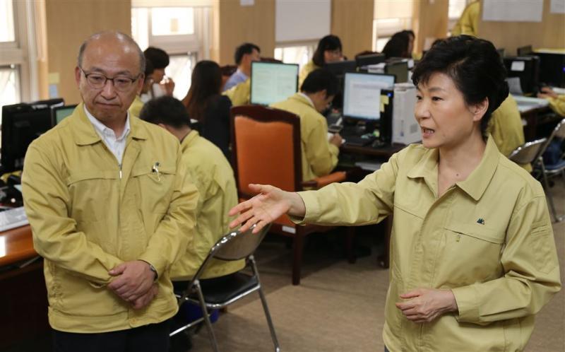 Zuid-Koreaanse minister weg om aanpak MERS